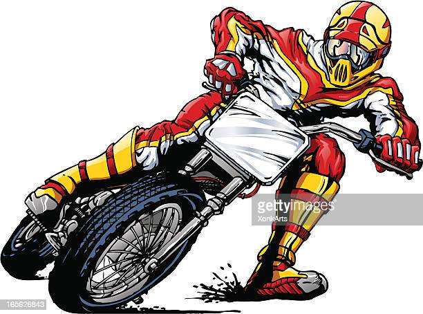 30 Meilleurs Motocross Illustrations Cliparts Dessins Animes Et