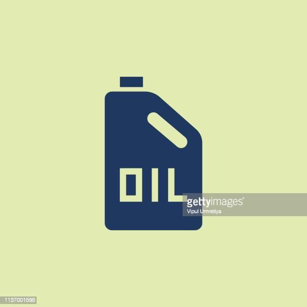 Motor oil icon