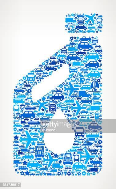 motor oil on transportation royalty free vector art pattern - royalty free celebrity images stock illustrations