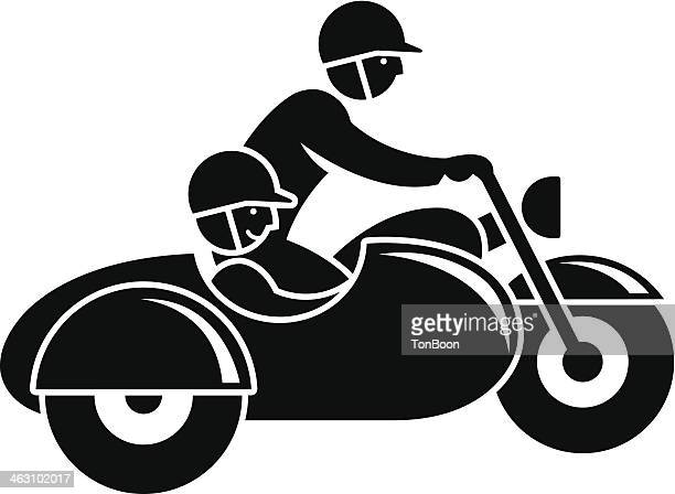 60 Top Sidecar Stock Illustrations, Clip art, Cartoons and Icons