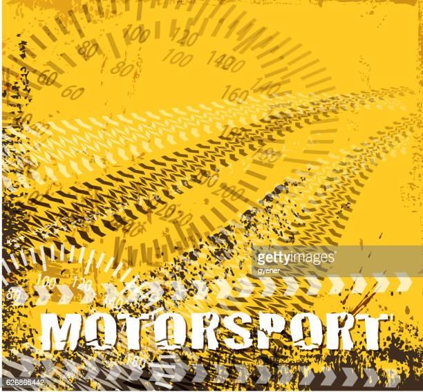 ilustraciones, imágenes clip art, dibujos animados e iconos de stock de motorsort track - motocross