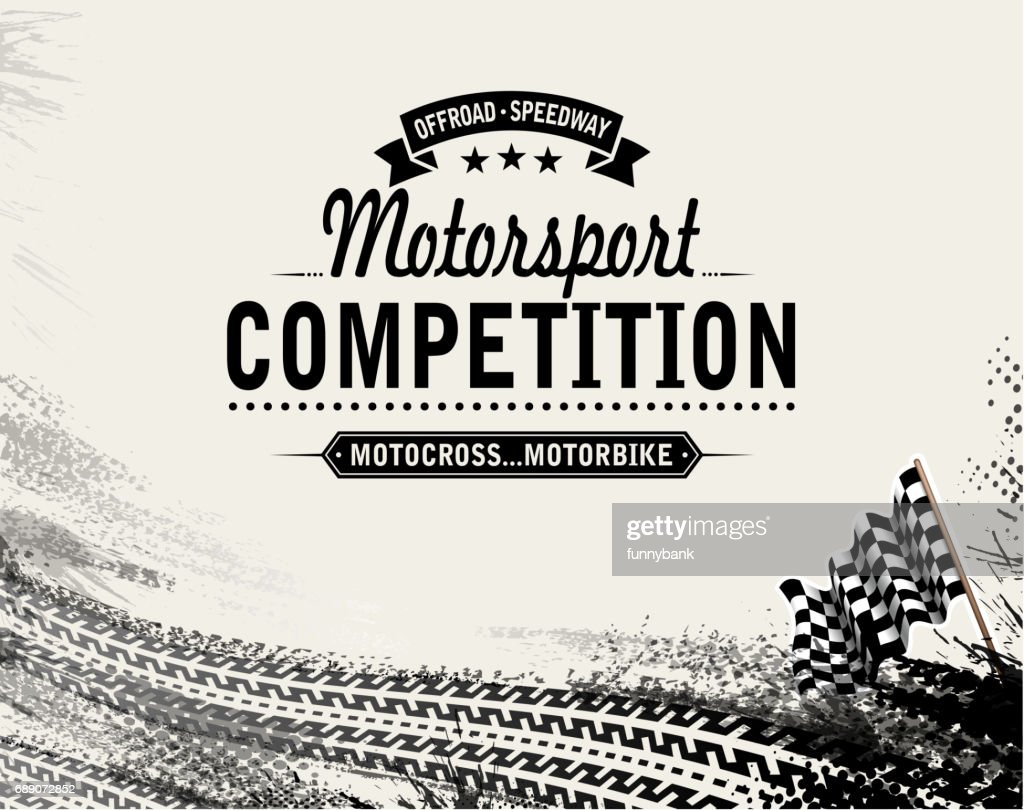 motorsport background : stock illustration