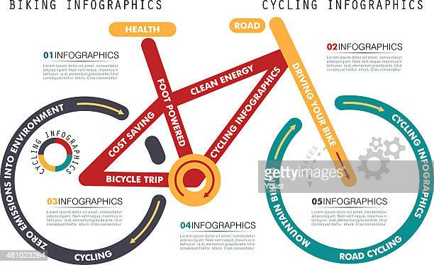 Mountain Bike Infographics