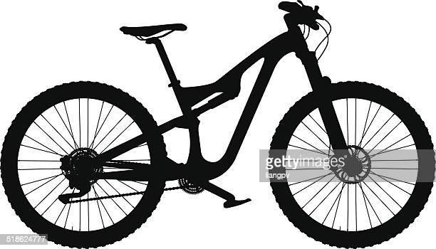 ilustraciones, imágenes clip art, dibujos animados e iconos de stock de montaña bike - mountain bike