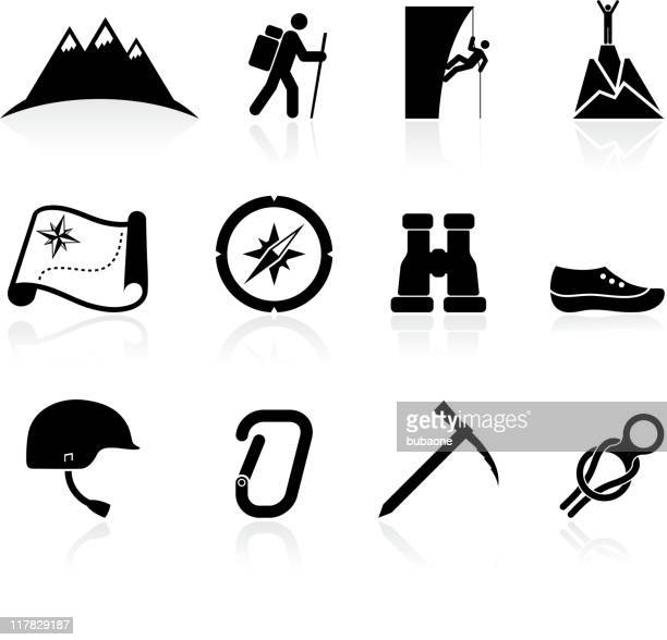 Ice Axe Stock Illustrations And Cartoons Getty Images