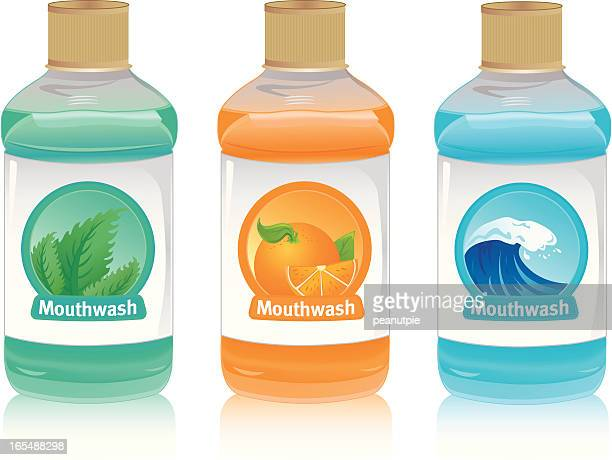 mouthwash - mouthwash stock illustrations, clip art, cartoons, & icons