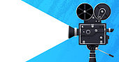 Movie and Film Banner