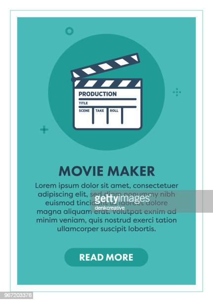 movie critics concept - producer stock illustrations, clip art, cartoons, & icons