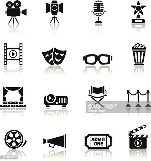 Movie Icons Set