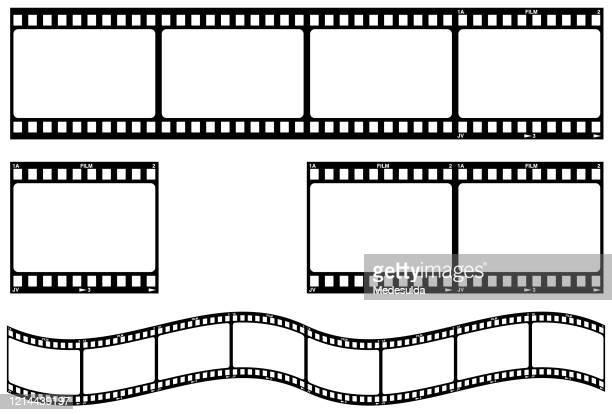 ilustraciones, imágenes clip art, dibujos animados e iconos de stock de película - industria cinematográfica