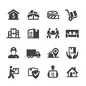 Moving Icons - Acme Series