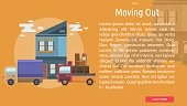 Moving Out Conceptual Banner