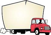 Moving Van Mortice C