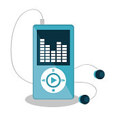 mp3 player music icon