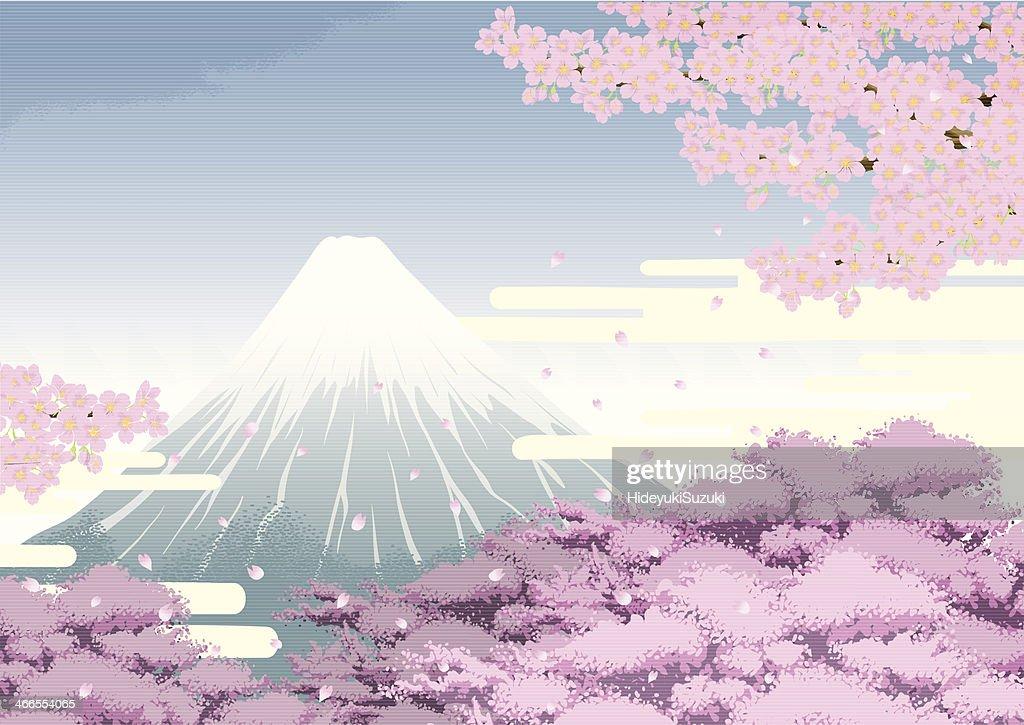 MtFuji&CherryBlossom