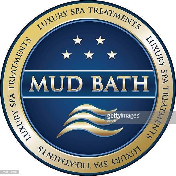 Mud Bath Luxury Spa Treatment
