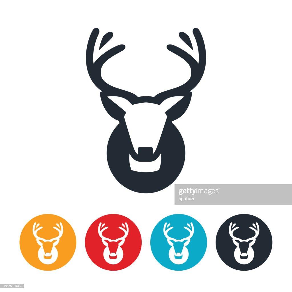 Mule Buck Mount Icon