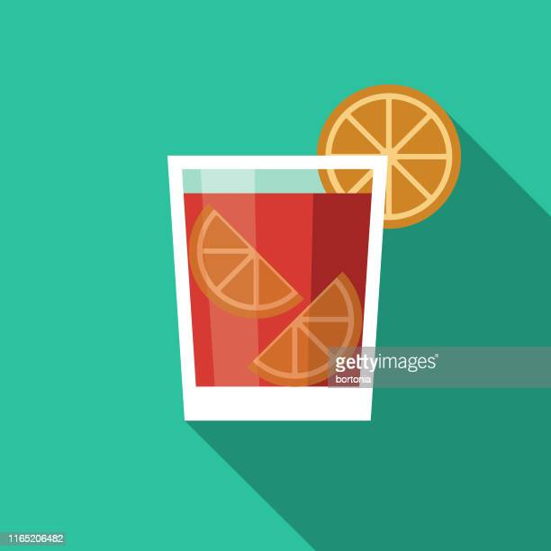 mulled wine holiday food icon - mulled wine stock illustrations, clip art, cartoons, & icons