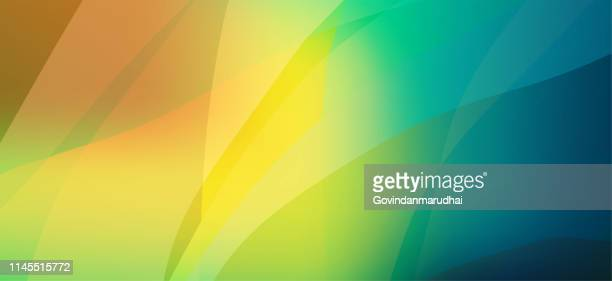 multi colored abstract background - multi colored background stock illustrations