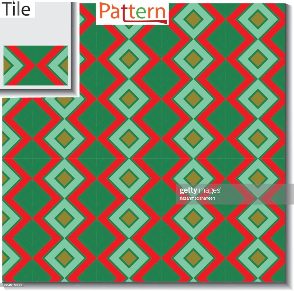 multi colored Diagonal square type seamless pattern vector which looks alike  multi color geometrical gems like flat check pattern it is seamless square art pattern and checkered texture pattern  textile fabric swatch which is pattern like Asian fashion c