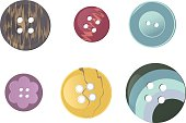 Multi-color buttons