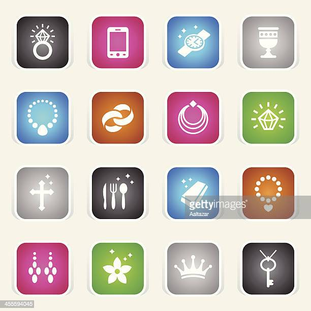 Multicolor Icons - Jewellery