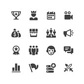 Multiplayer Game Icons