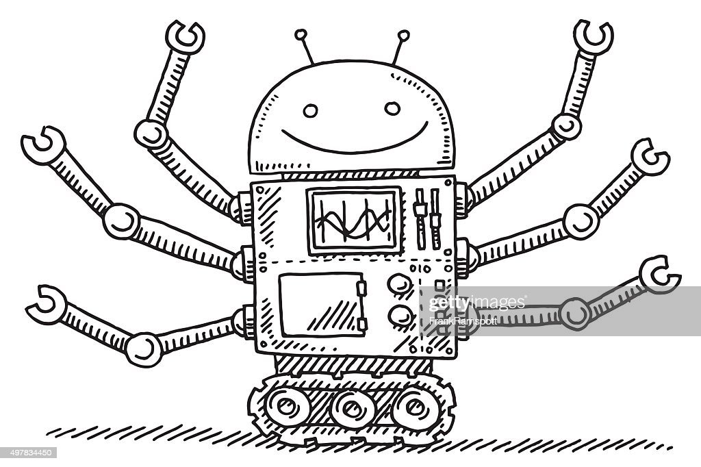 Multi-Purpose Robot Drawing