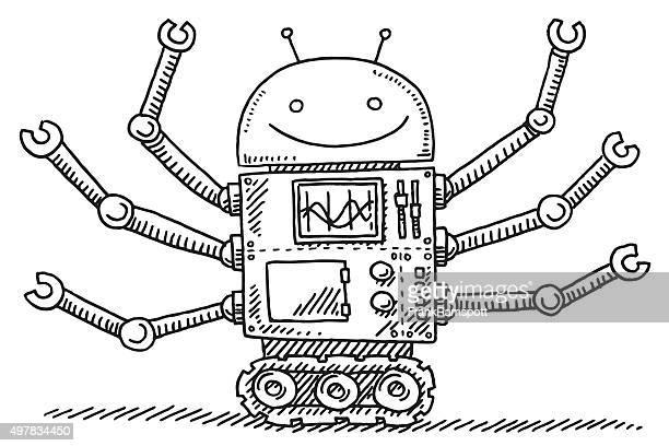 Multi-Purpose Robot Drawing