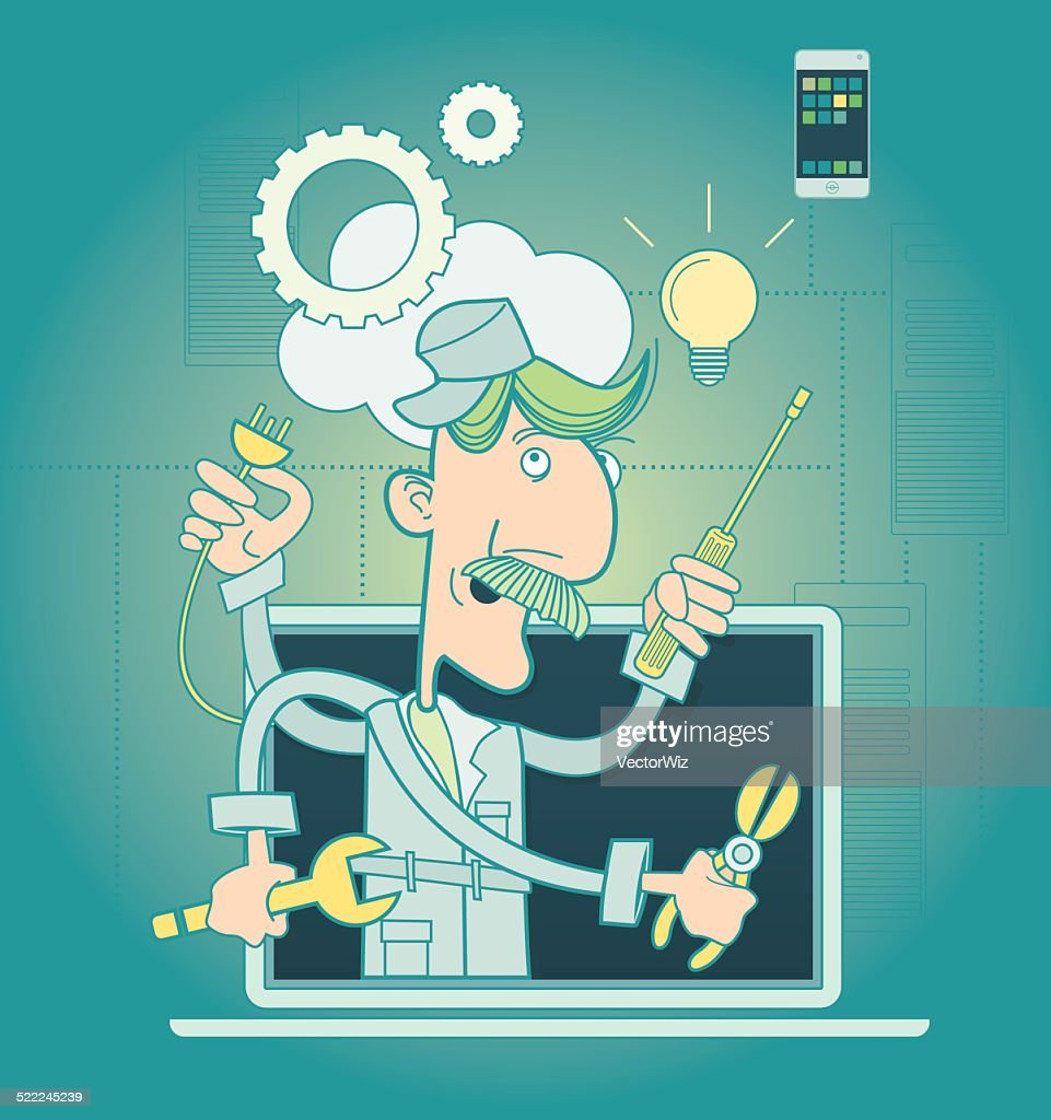Multitasking Maintenance Expert