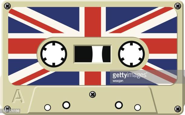 Música para UK, cassette de cinta