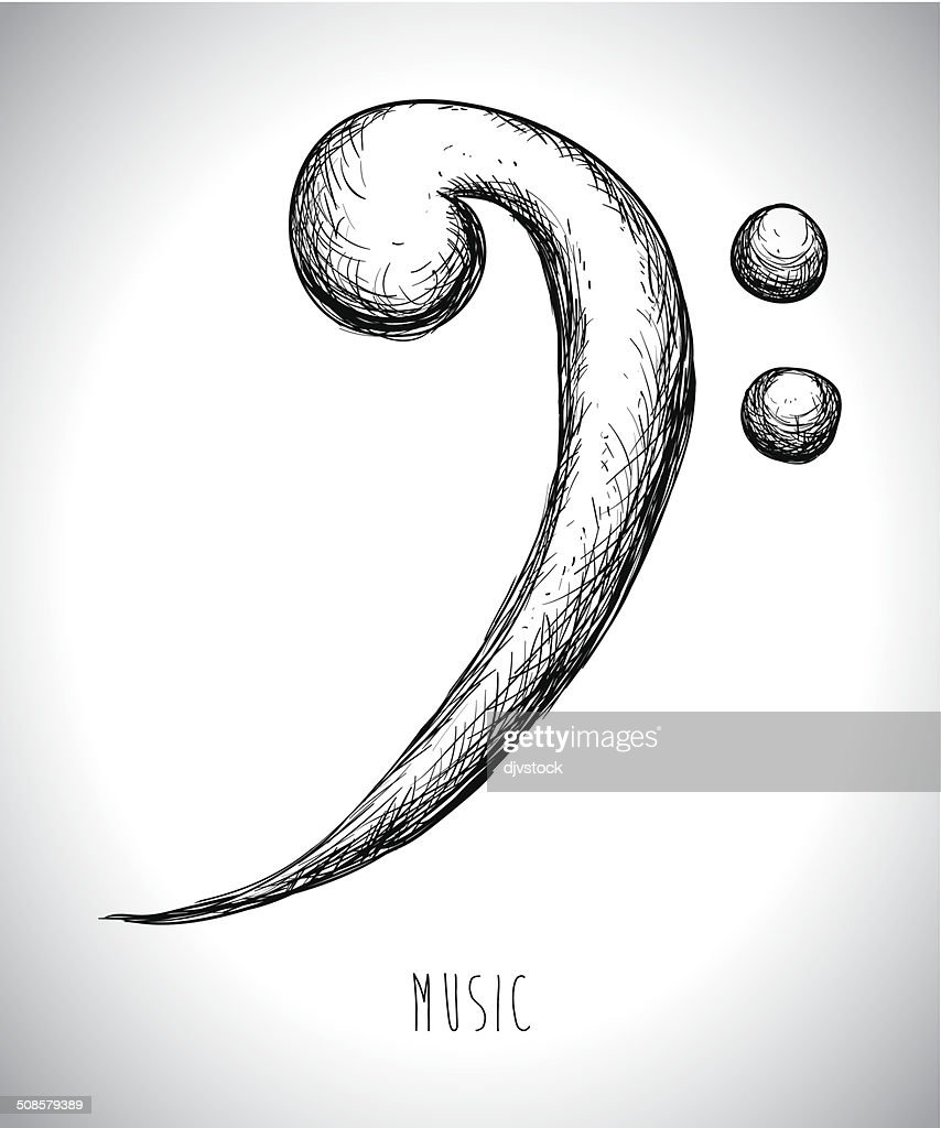 Music design : Vectorkunst