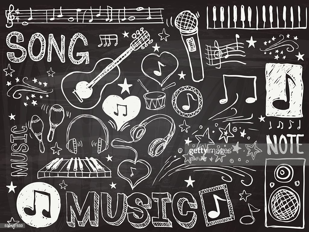 Music elements sketch