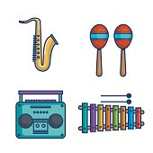 Music instruments design