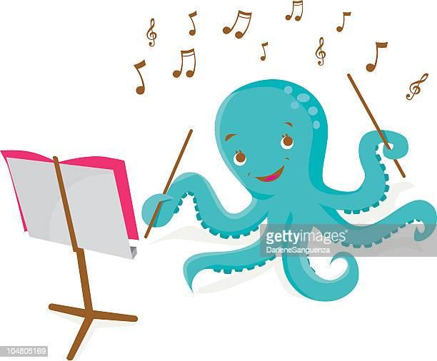 illustrations, cliparts, dessins animés et icônes de professeur de musique - pupitre à musique