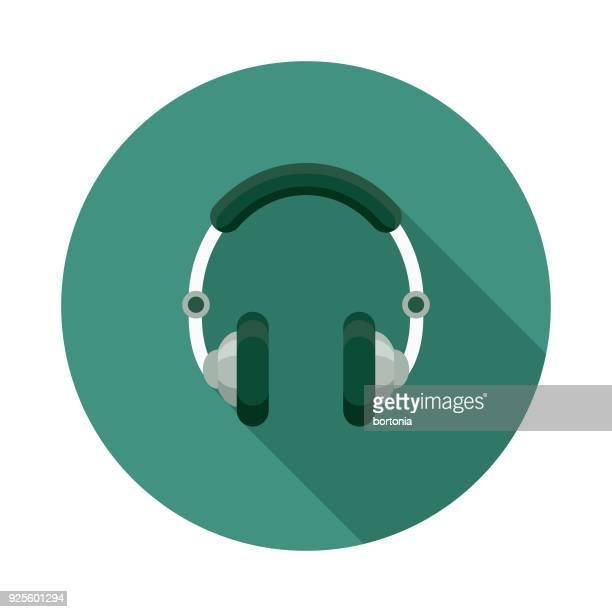音楽療法フラットなデザイン自然療法アイコン側の影 - 漢方薬点のイラスト素材/クリップアート素材/マンガ素材/アイコン素材