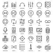 music user interface