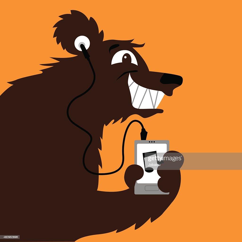 Musical Bear