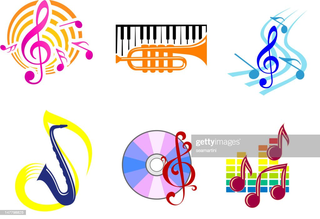 Musical symbols and emblems