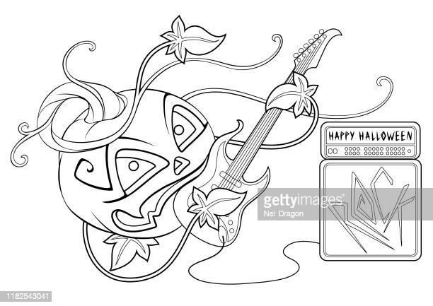 musician - bass instrument stock illustrations, clip art, cartoons, & icons