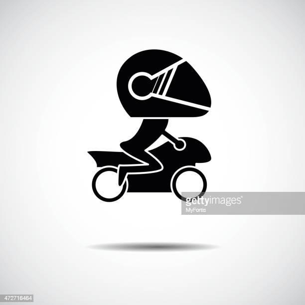 illustrations, cliparts, dessins animés et icônes de doit de prendre la sécurité helm - casque de moto