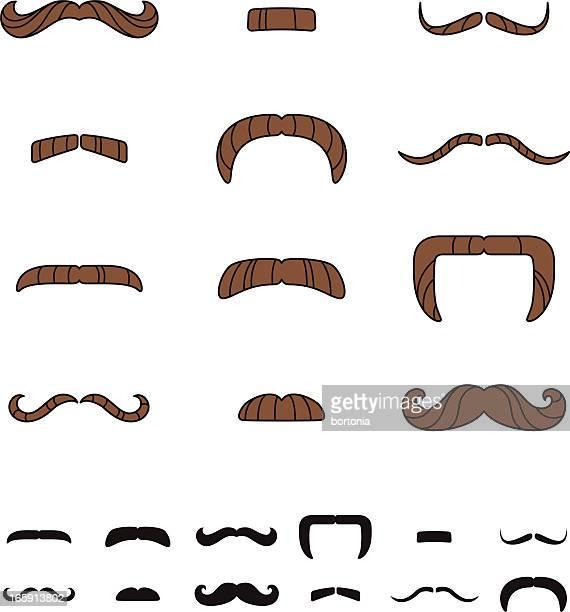 Mustache Styles