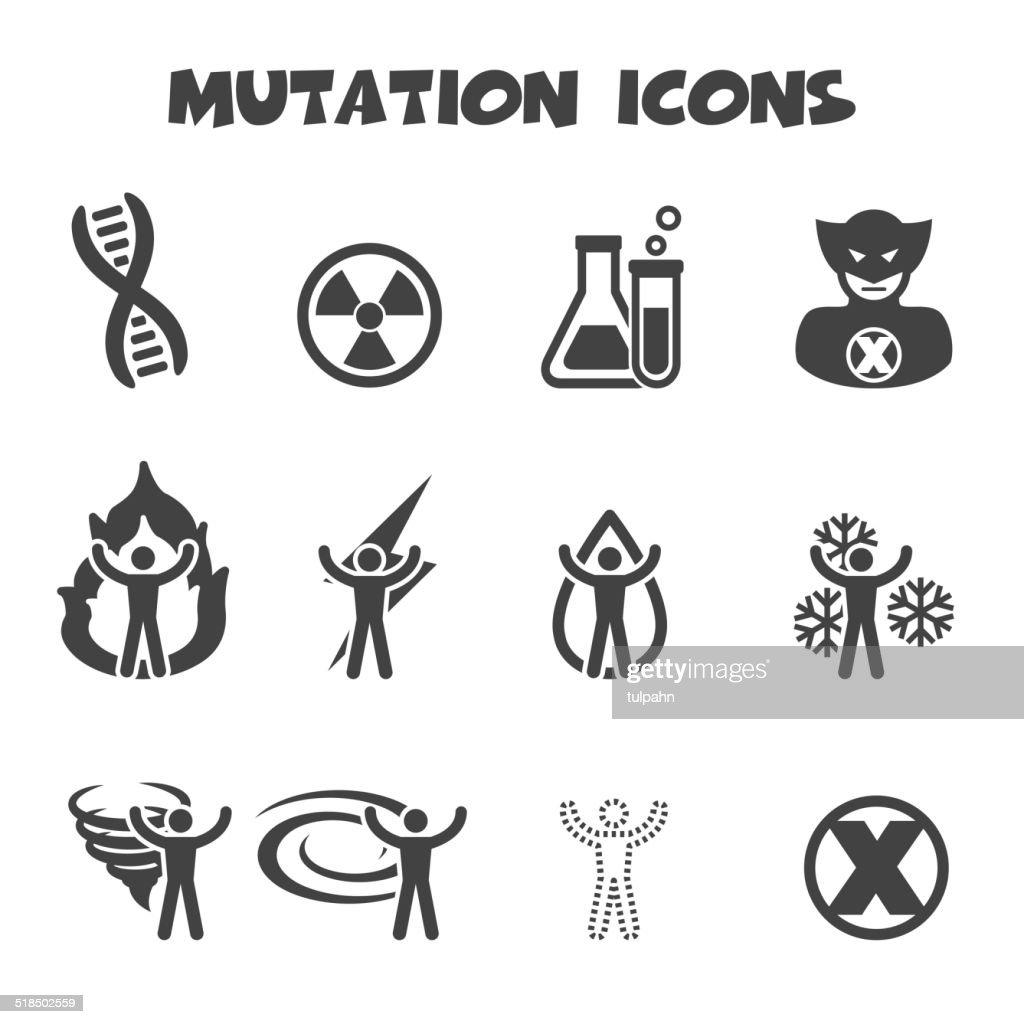 mutation icons
