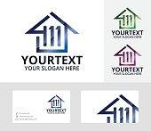 My Homes vector illustration