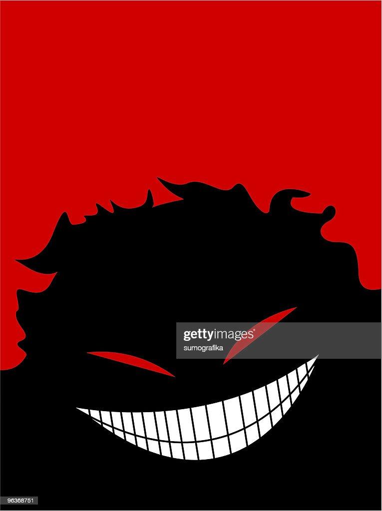 my monster [ eeeeeeek!!! ] scary : stock illustration
