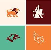 Mythology animal