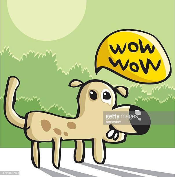 naive dog- faithful friend