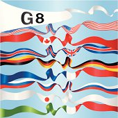 G8 National Banners