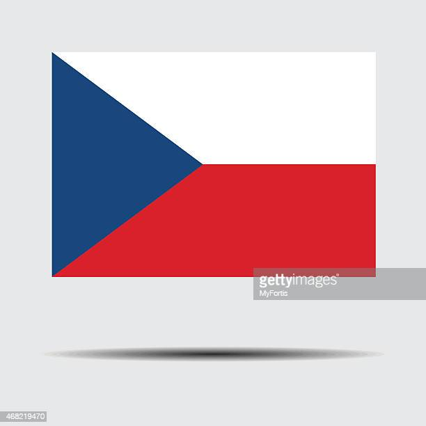 National flag of Czech