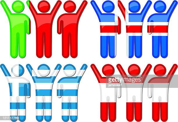National-Sportmannschaften